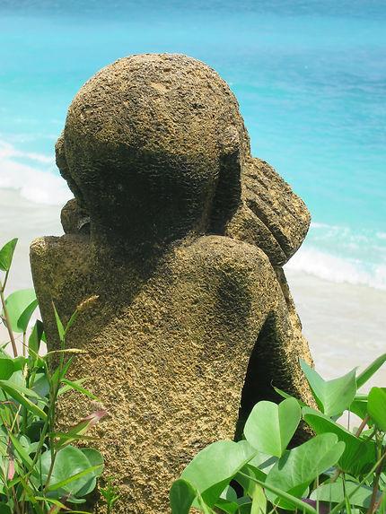 Inspiration sur la plage de Dream Beach