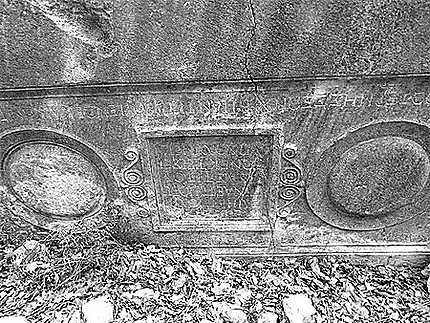 Inscription funébre