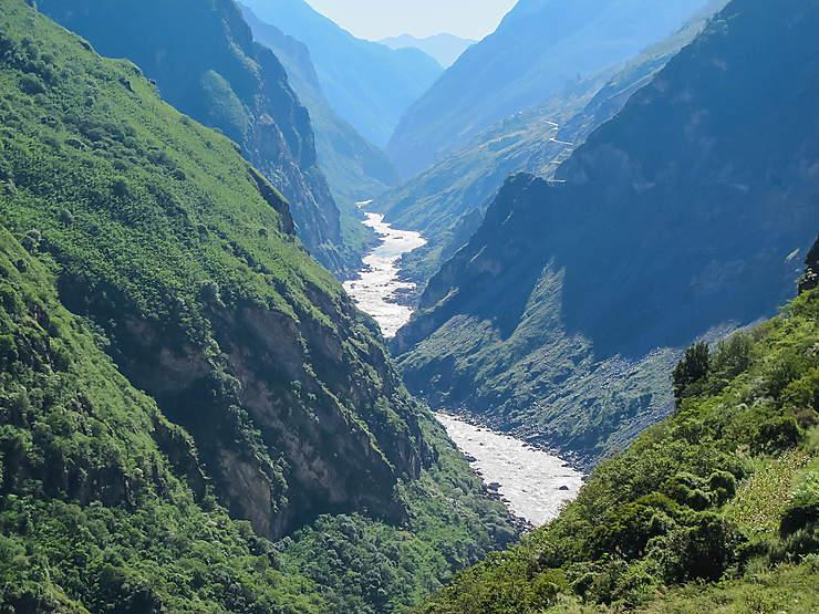 Gorges du Saut du Tigre (Yunnan)