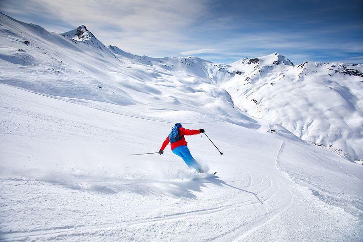 Sports d'hiver : ski, snowboard et autres sports de glisse
