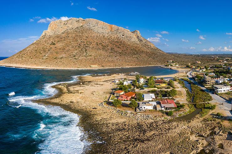 La péninsule d'Akrotiri : monastères, plages et Zorba le Grec