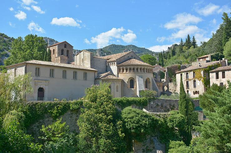 L'Hérault, autour de Saint-Guilhem-le-Désert