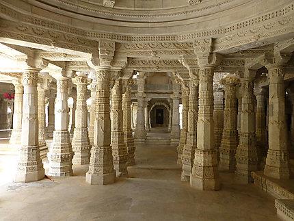 De magnifiques colonnes