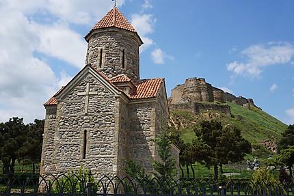 Autour de la forteresse
