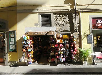 Petite boutique de Florence