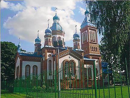 Eglise orthodoxe de Bauska