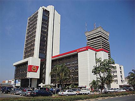 Lusaka: Cairo Road