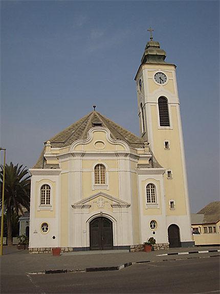 Eglise luthérienne de Swakpomund
