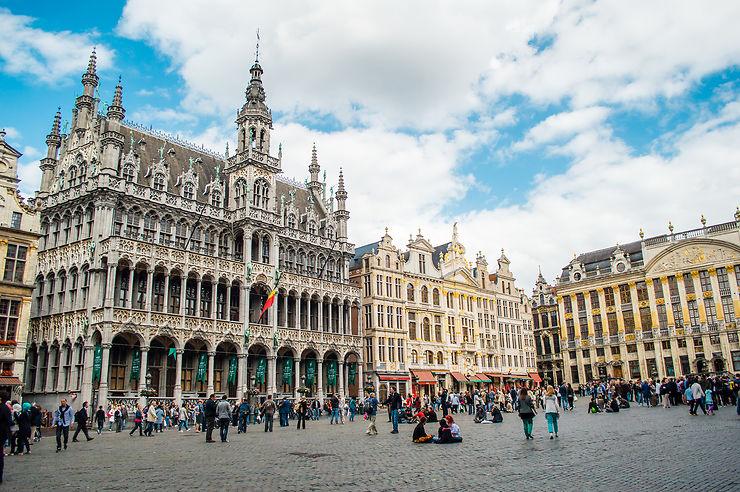 Bon plan - IZY : tous les billets vers Bruxelles à 19 € du mardi au jeudi