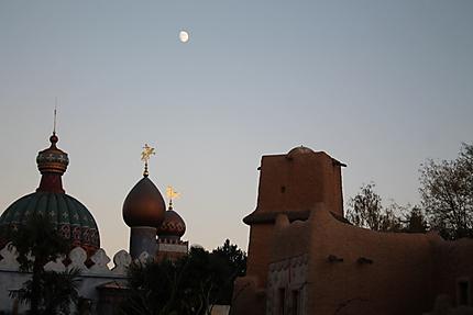 Le monde d'Aladin