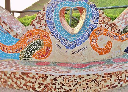 Le Coeur de l'Amour à Miraflores
