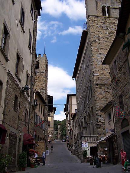 Arezzo, Corso d'Italia