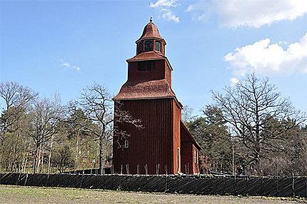 L'église de Seglora