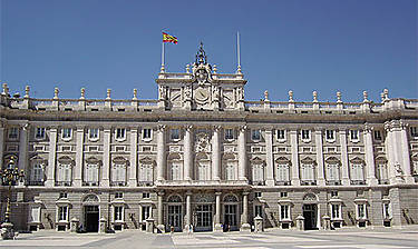 Palacio real (Palais royal)