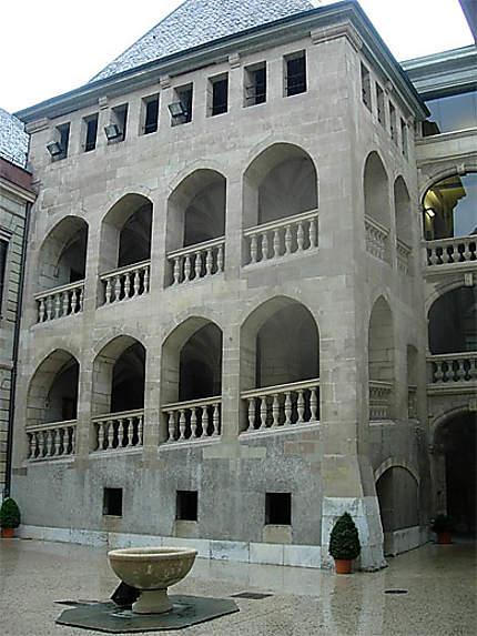 Hotel de Ville de Genève