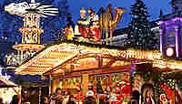 Forêt-Noire : balades dans les marchés de Noël