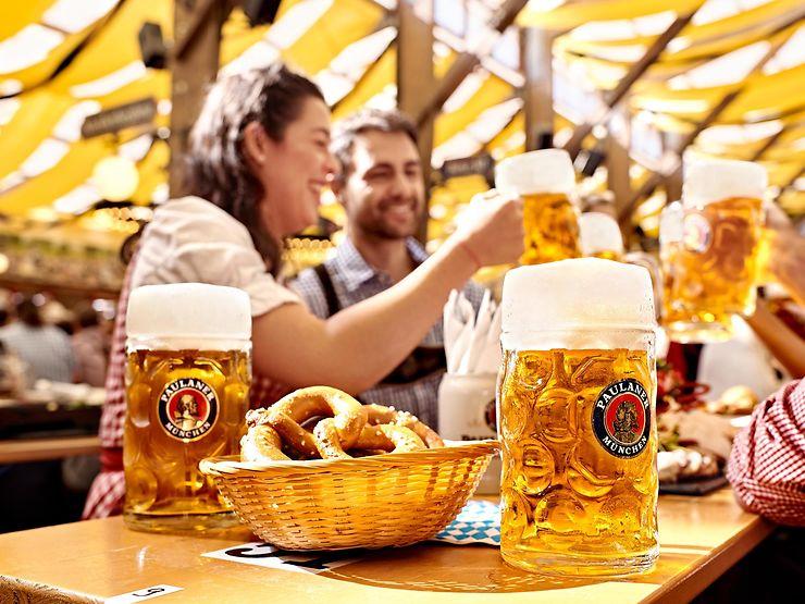 Oktoberfest, fête de la bière à Paris