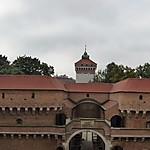 Barbacane et la porte Florian