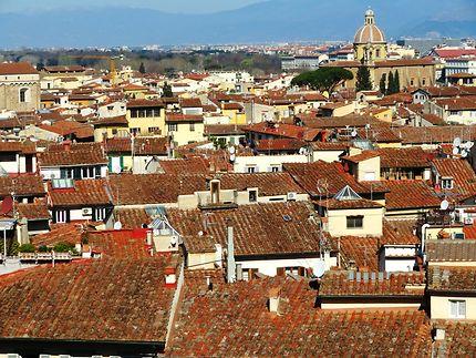Les toits de Florence