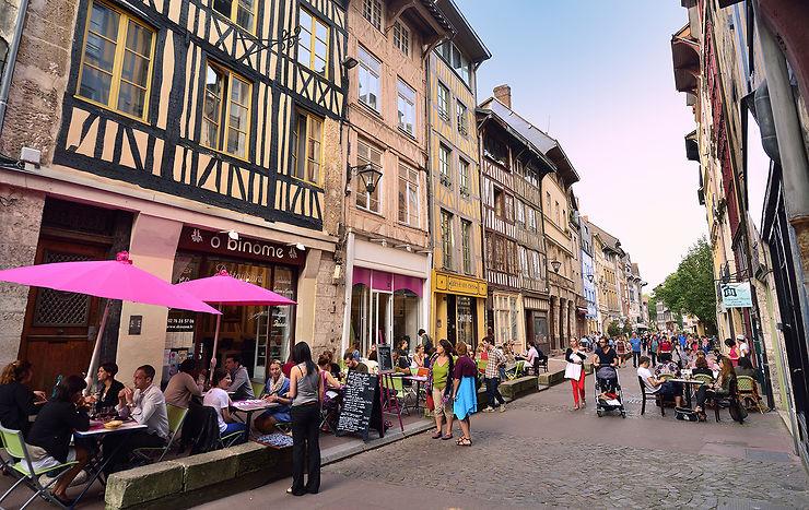 Visiter Rouen, la ville de l'Armada !