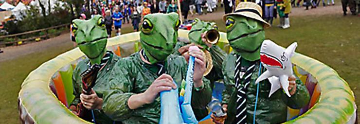 Fêtes et festivals insolites : notre sélection