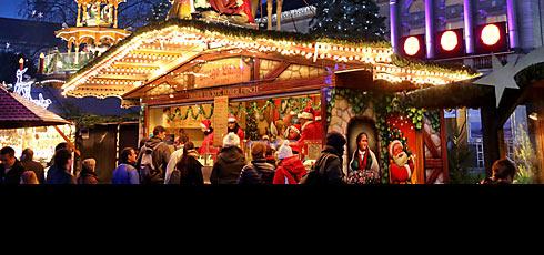 Marchés de Noël en Forêt-Noire -