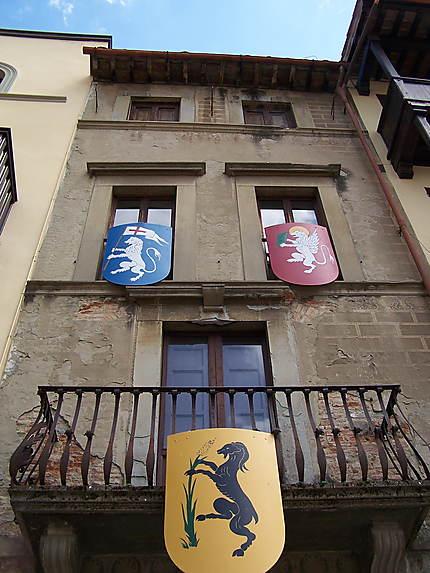 Maison Piazza Grandé