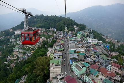 Gangtok au Sikkim