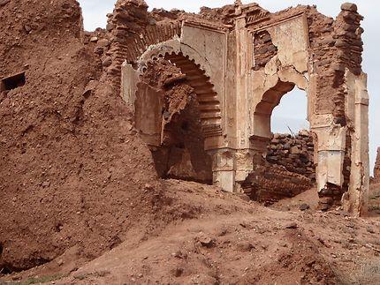 Ruines de Télouët