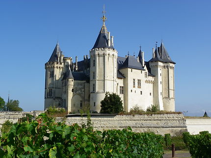 Le Château-Musée de Saumur