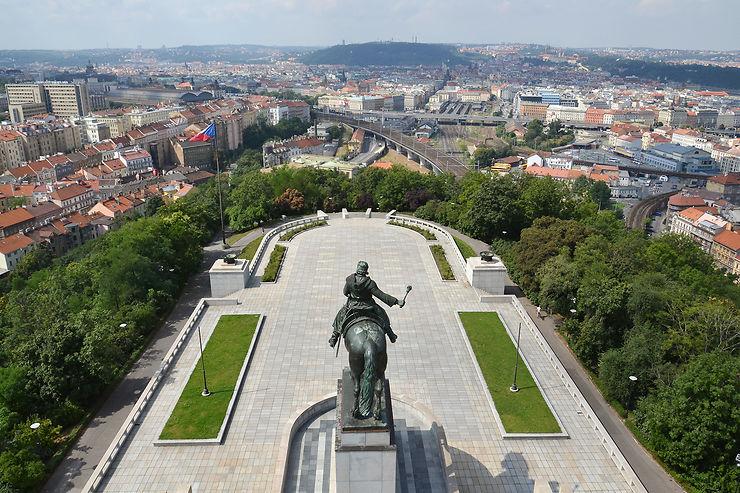 Prague tendance autour de Karlín et Žižkov