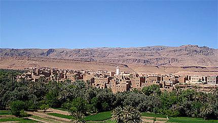 Village vallée du Todgha
