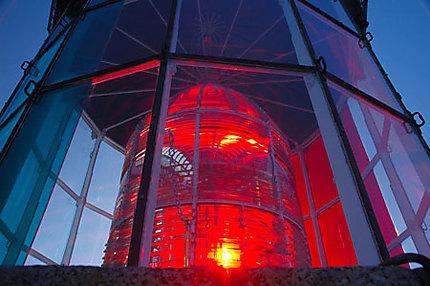 Lentille du phare de Cordouan