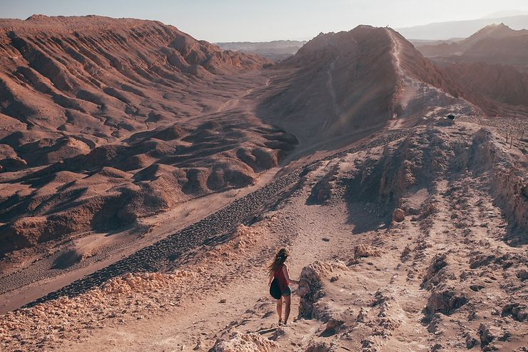 À la découverte du désert d'Atacama