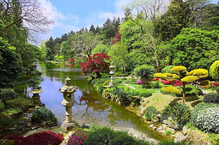 L'Anjou, côté jardin et version troglo