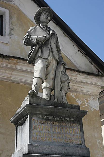 Statue de Josipini Hocevarjevi
