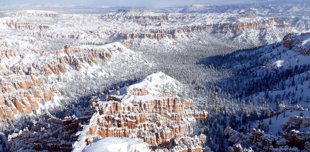 Floconneries Bryciennes et beautés d'hiver Vegassien - décembre 2019