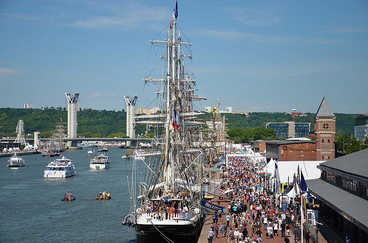L'Armada débarque à Rouen !