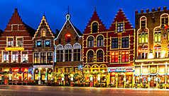 Réserver un weekend en Belgique