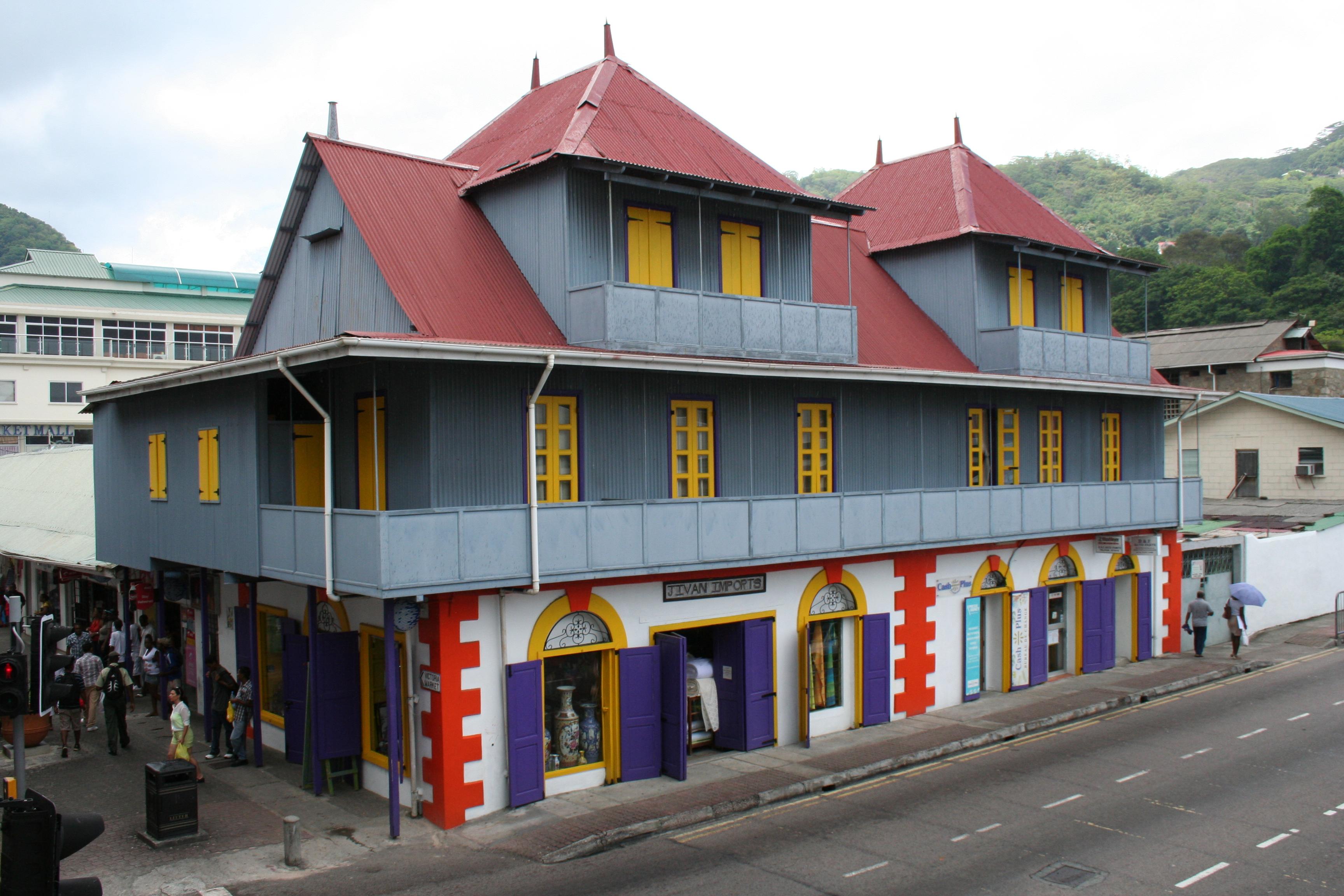 Victoria - Seychelles