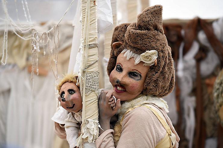 Poésie et marionnettes à Charleville-Mézières
