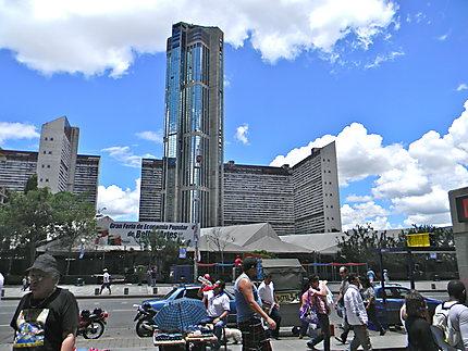 Caracas - Quartier Bellas Artes
