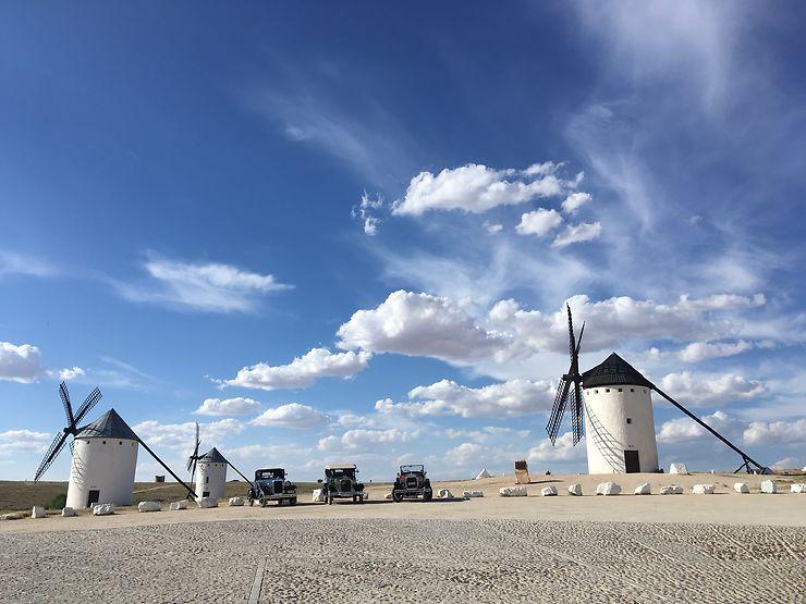 La ruta del Quijote, Espagne