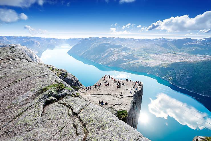 agence voyage norvege