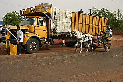 Camion ou cheval