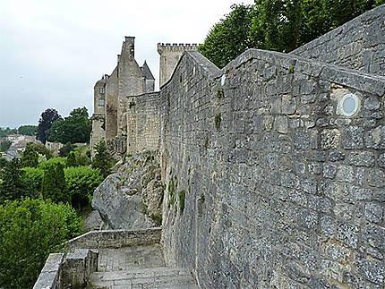 Murailles de Bourg