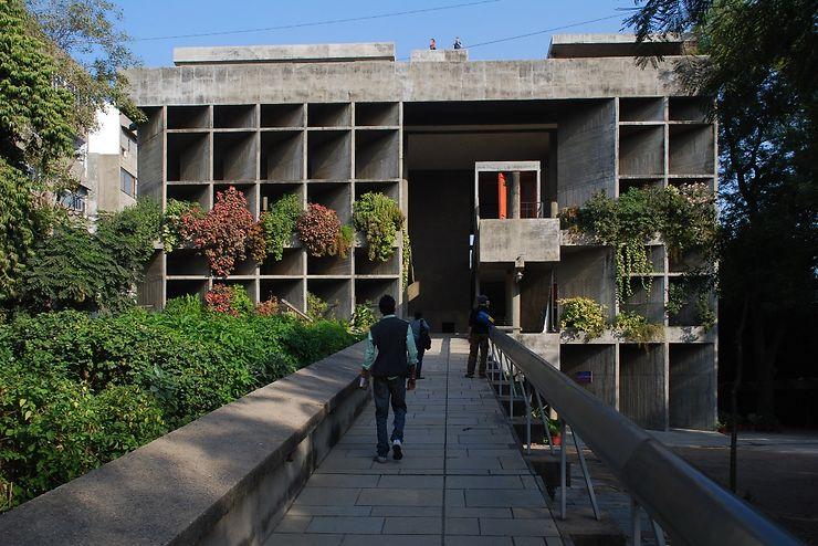 L'architecture moderniste unique d'Ahmedabad