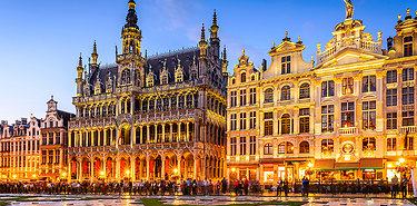 Réserver un weekend à Bruxelles