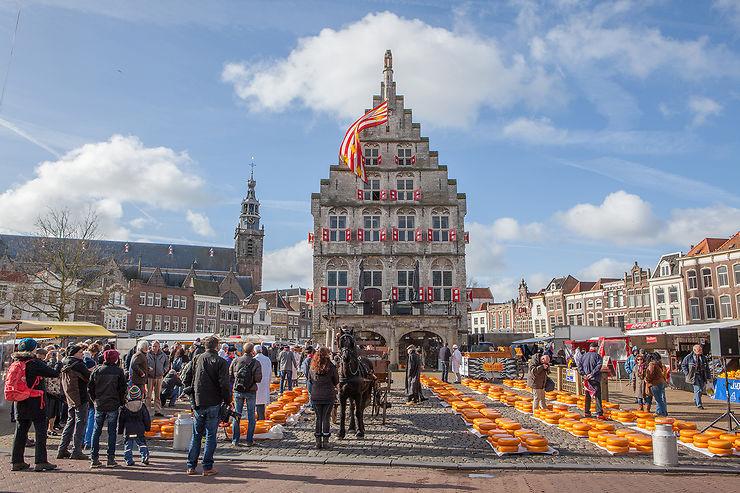 Pays-Bas : Gouda, l'autre pays du fromage