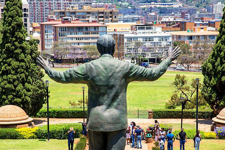 Afrique du Sud, dans les pas de Gandhi et Mandela